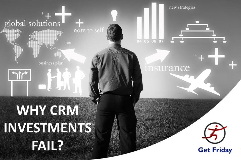 CRM Investments Failure