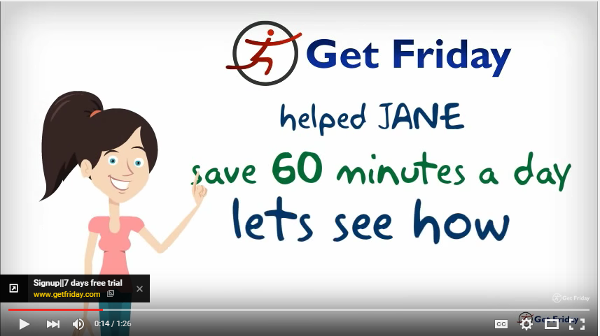 Save 60 Minutes A Day