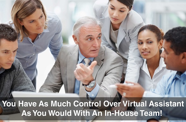 Control-Over-Virtual-Assitants
