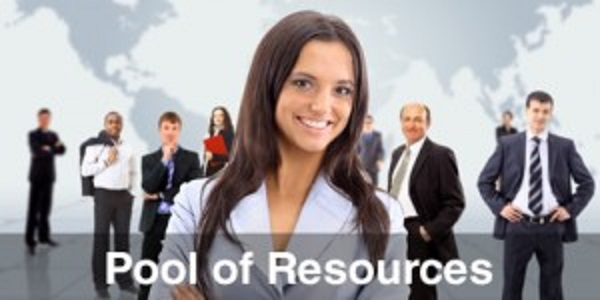 Pool-of-Resources