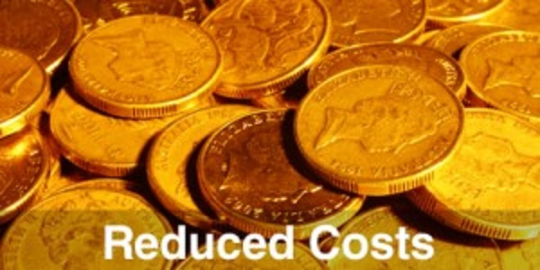 Reduced-cost