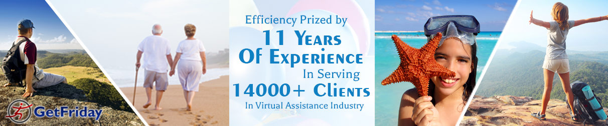 GetFriday - Virtual Assistance Services