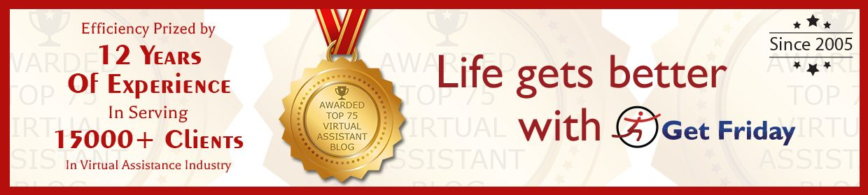 GetFriday - Virtual Assistance Services Blog